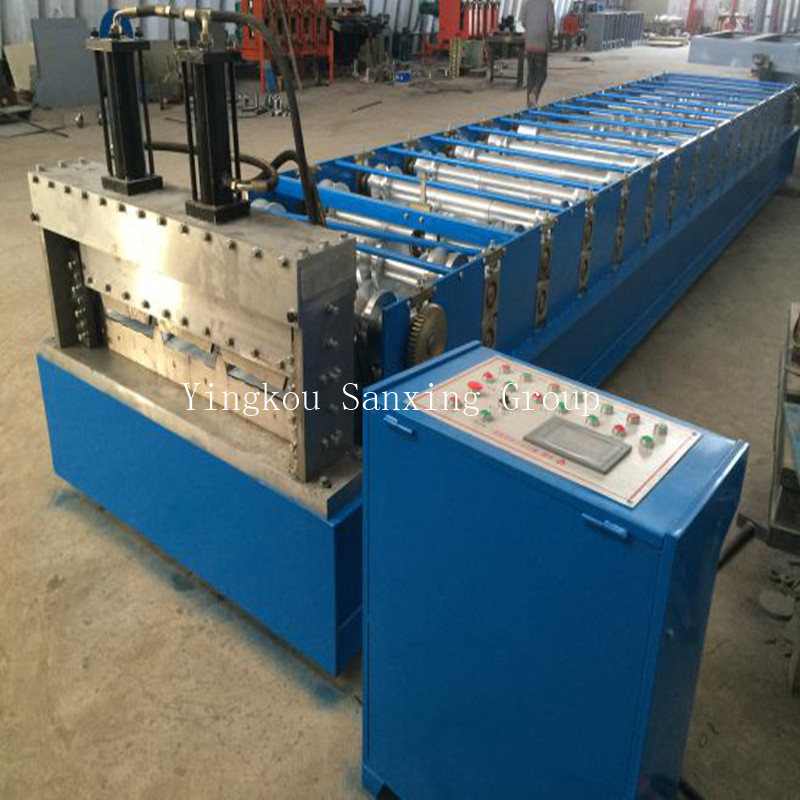 760 No-girder Small Span Building Machine