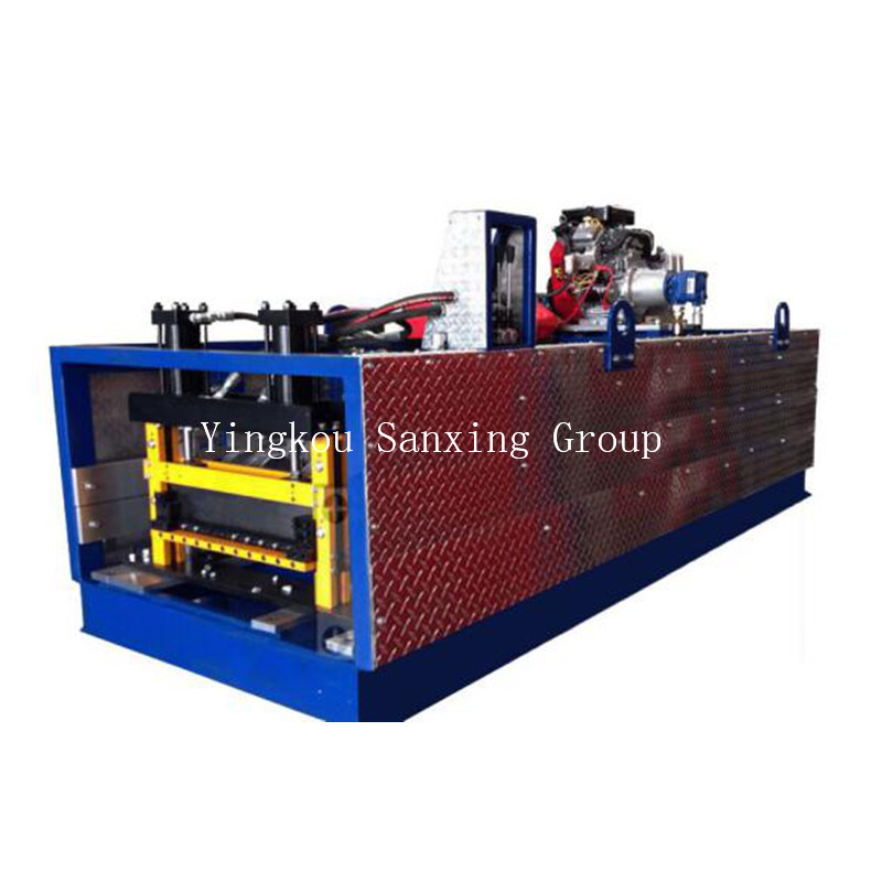 KR Standing Seam Roof Forming Machine