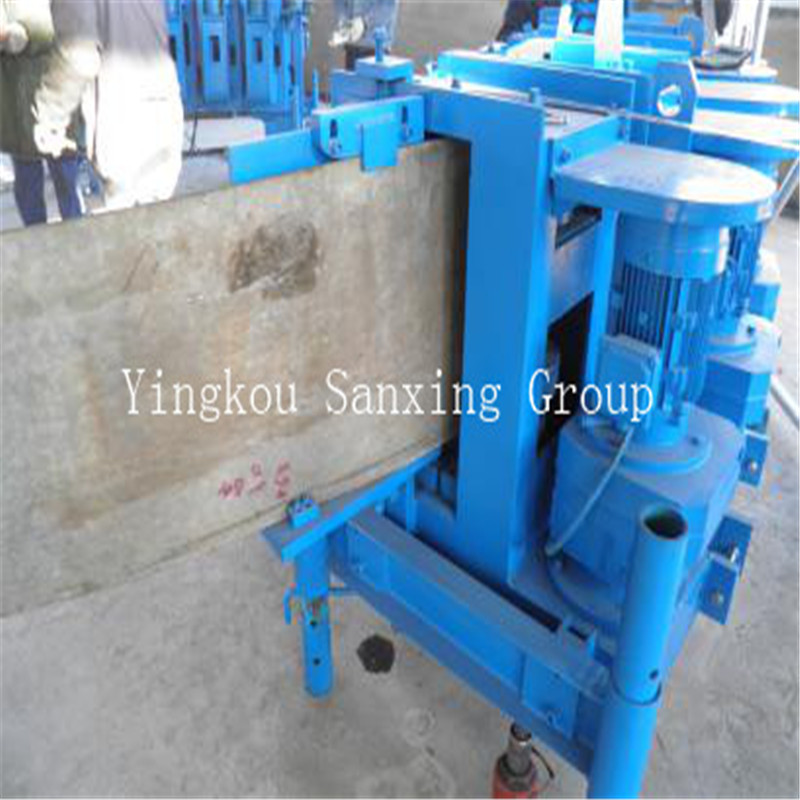 Spiral Seaming Type Steel Silo Machine